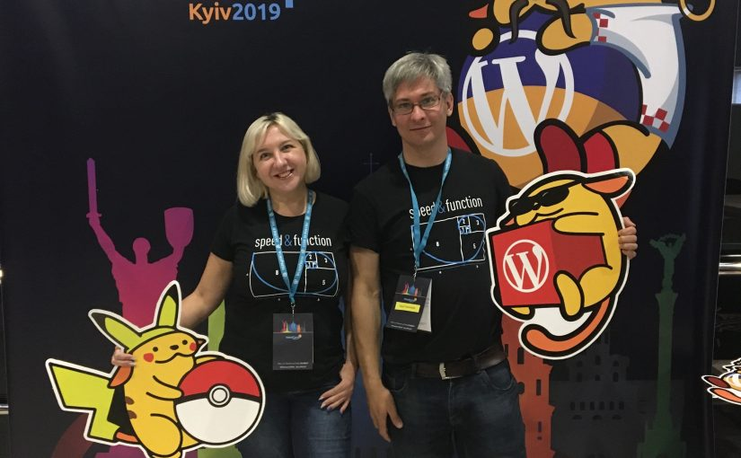 WordCamp Kyiv 2019